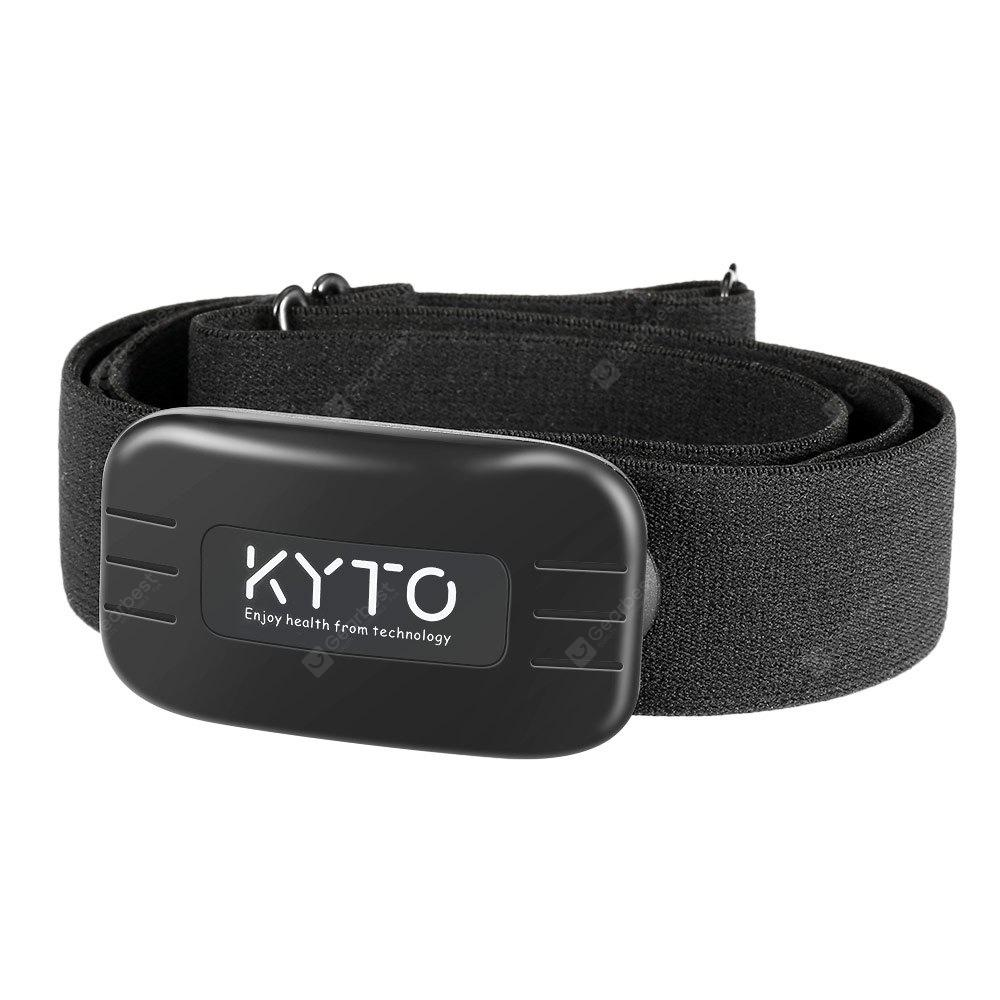KYTO Wireless Bluetooth 4.0 ANT+ Heart Rate Monitor