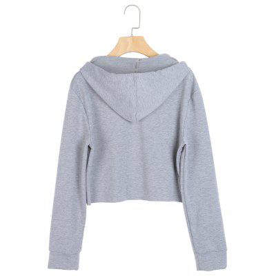 Women Long Sleeve Print Drawstring Boxy Hoodie Crop TopSweatshirts &amp; Hoodies<br>Women Long Sleeve Print Drawstring Boxy Hoodie Crop Top<br><br>Closure Type: Drawstring<br>Collar: Hooded<br>Detachable Part: None<br>Elasticity: Micro-elastic<br>Fabric Type: Broadcloth<br>Hooded: Yes<br>Material: Cotton Blend<br>Package Contents: 1 x Sweatshirt<br>Pattern Style: Print<br>Shirt Length: Short<br>Sleeve Length: Full<br>Sleeve Style: Regular<br>Style: Casual<br>Thickness: Standard<br>Weight: 0.2650kg