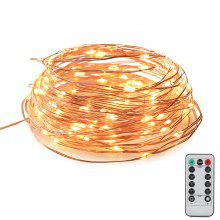 VCT - SLC - 030 100 LEDs Copper 33 Feet String Light