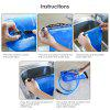 AONIJIE SD16 Outdoor Water Bag for Bicycling and Hiking - BLUE