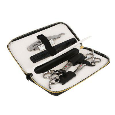 Professional Stainless Steel Hair Scissors Set