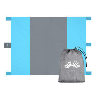 Outlife Multi-uses Beach Mat for Picnic and Camping