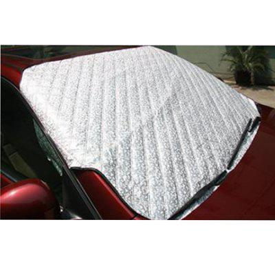 Car Silver Side Thick Windshield Sunshade