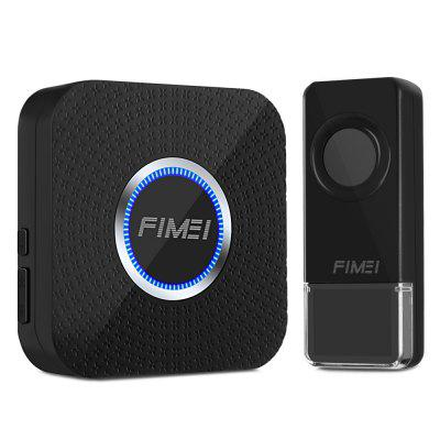 FIMEI FX - B12 Wireless Waterproof Doorbell with 1000 Feet Range
