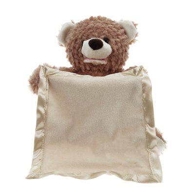 Lovely Bear Style Plush Toy Stuffed Doll Decoration Gift