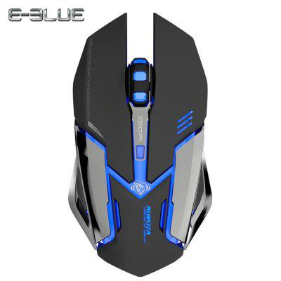 E - 3LUE M639 Wired Gaming Mouse with Colorful Light