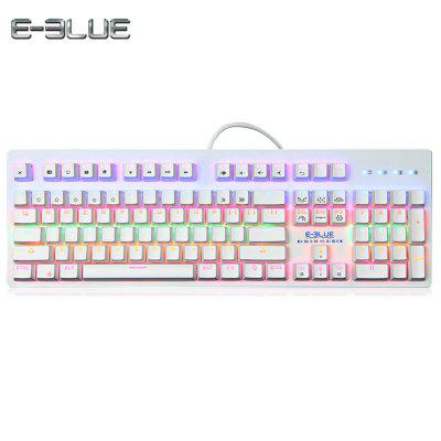 E - 3LUE K757 Mechanical Keyboard for Gamers 104 Keys