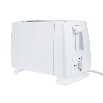 2 Slice Plastic Electric Bread Toaster