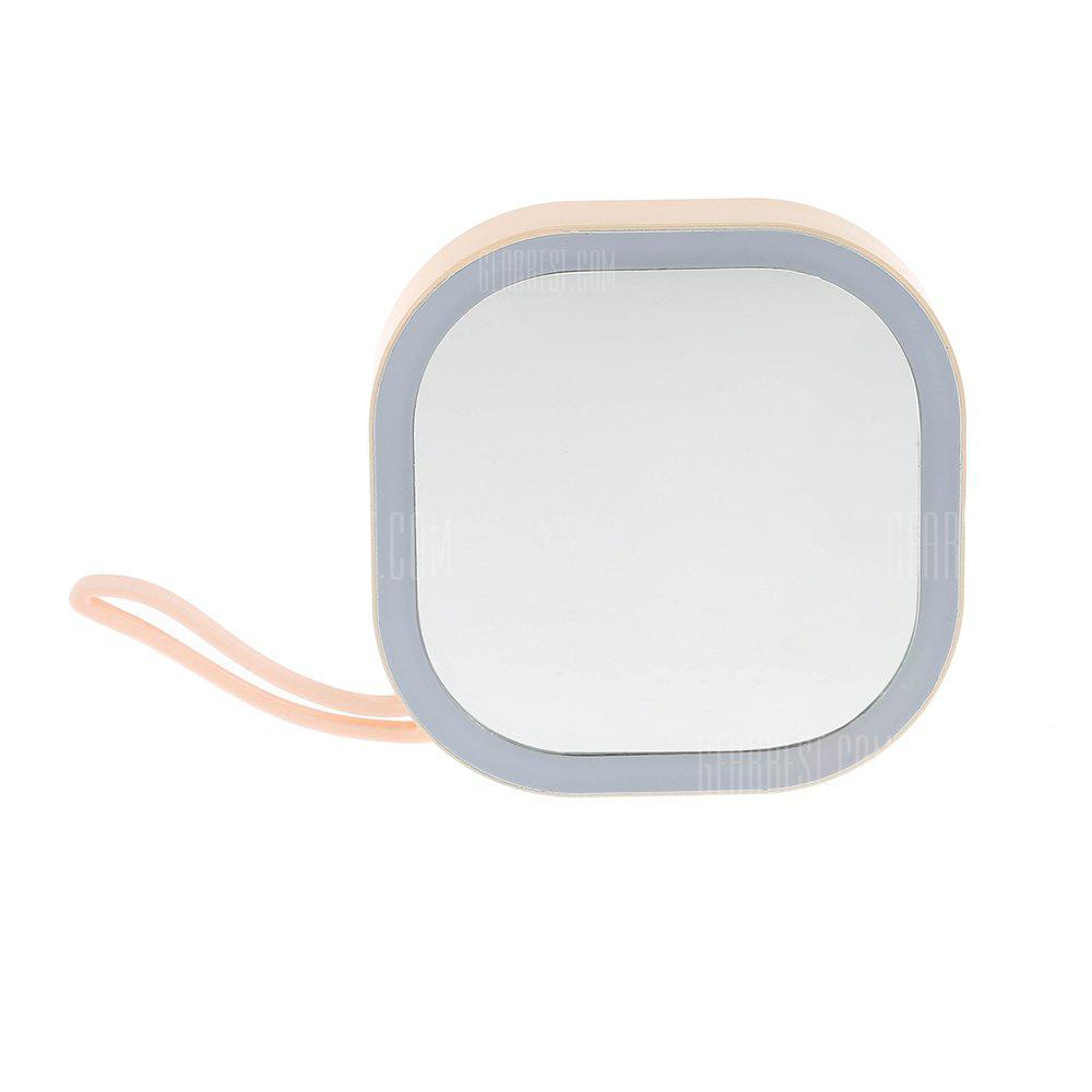 Adjustable Light LED Mini Cosmetic Mirror