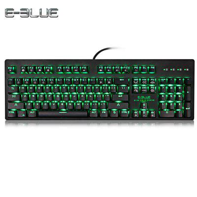 E - 3LUE K757 Mechanical Keyboard for Gaming 104 Keys