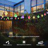 VCT - SLC - 031 50 LEDs String Light with Crystal Bubble Ball - COLORFUL