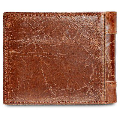 FONMOR Men Bifold PU Leather Casual Male Short WalletWallets<br>FONMOR Men Bifold PU Leather Casual Male Short Wallet<br><br>Closure Type: Open<br>Color: Brown<br>Gender: For Men<br>Height: 1cm<br>Interior: Interior Compartment<br>Length(CM): 11.5<br>Main Material: PU Leather<br>Package Contents: 1 x Short Wallet<br>Package size (L x W x H): 12.00 x 10.00 x 1.50 cm / 4.72 x 3.94 x 0.59 inches<br>Package weight: 0.0800 kg<br>Pattern Type: Solid<br>Product weight: 0.0700 kg<br>Style: Casual<br>Wallets Type: Card Wallets<br>Width: 9.5cm