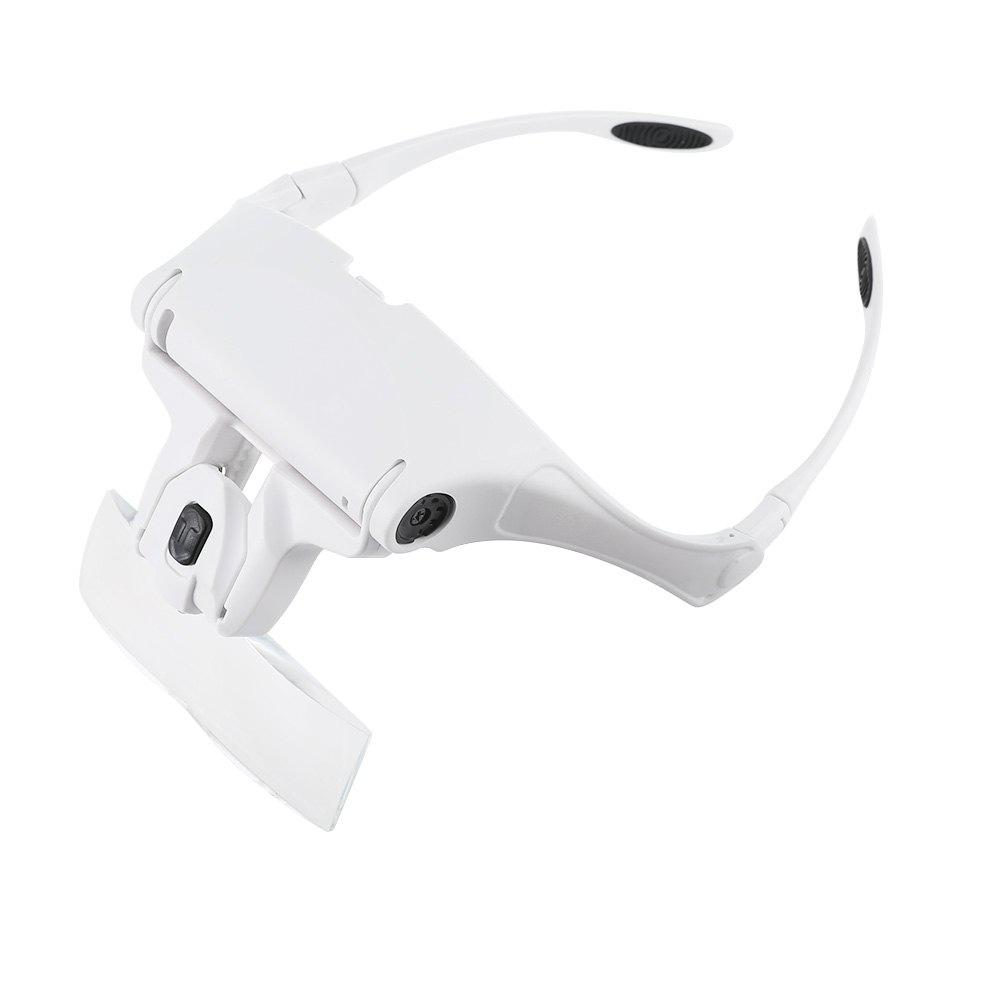 Glasses Magnifier with Headband | Gearbest