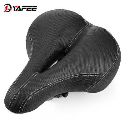YAFEE Hollow Bike Saddle Seat with Warning Light