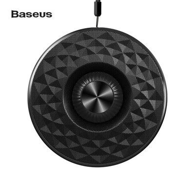 Buy Baseus E03 Bluetooth Speaker, BLACK, Computers & Networking, Computer Peripherals, Speakers for $23.61 in GearBest store