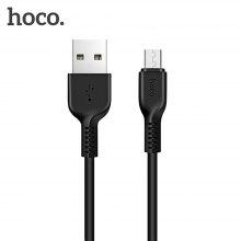 HOCO X13 Micro USB Charging Data Transfer Cable 2M