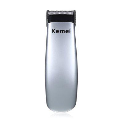 Kemei KM - 666 Mini Electric Beard Razor Hair Trimmer ClipperHair Care<br>Kemei KM - 666 Mini Electric Beard Razor Hair Trimmer Clipper<br><br>Input Voltage (V): 1.5V<br>Item Type: Hair Trimmer<br>Materials: ABS<br>Package Content: 1 x Hair Trimmer, 1 x Cleaning Brush, 3 x Guide Comb, 1 x English Manual<br>Package Size(L x W x H): 10.80 x 3.80 x 10.50 cm / 4.25 x 1.5 x 4.13 inches<br>Package weight: 0.1080 kg<br>Power: 3W<br>Product weight: 0.0780 kg