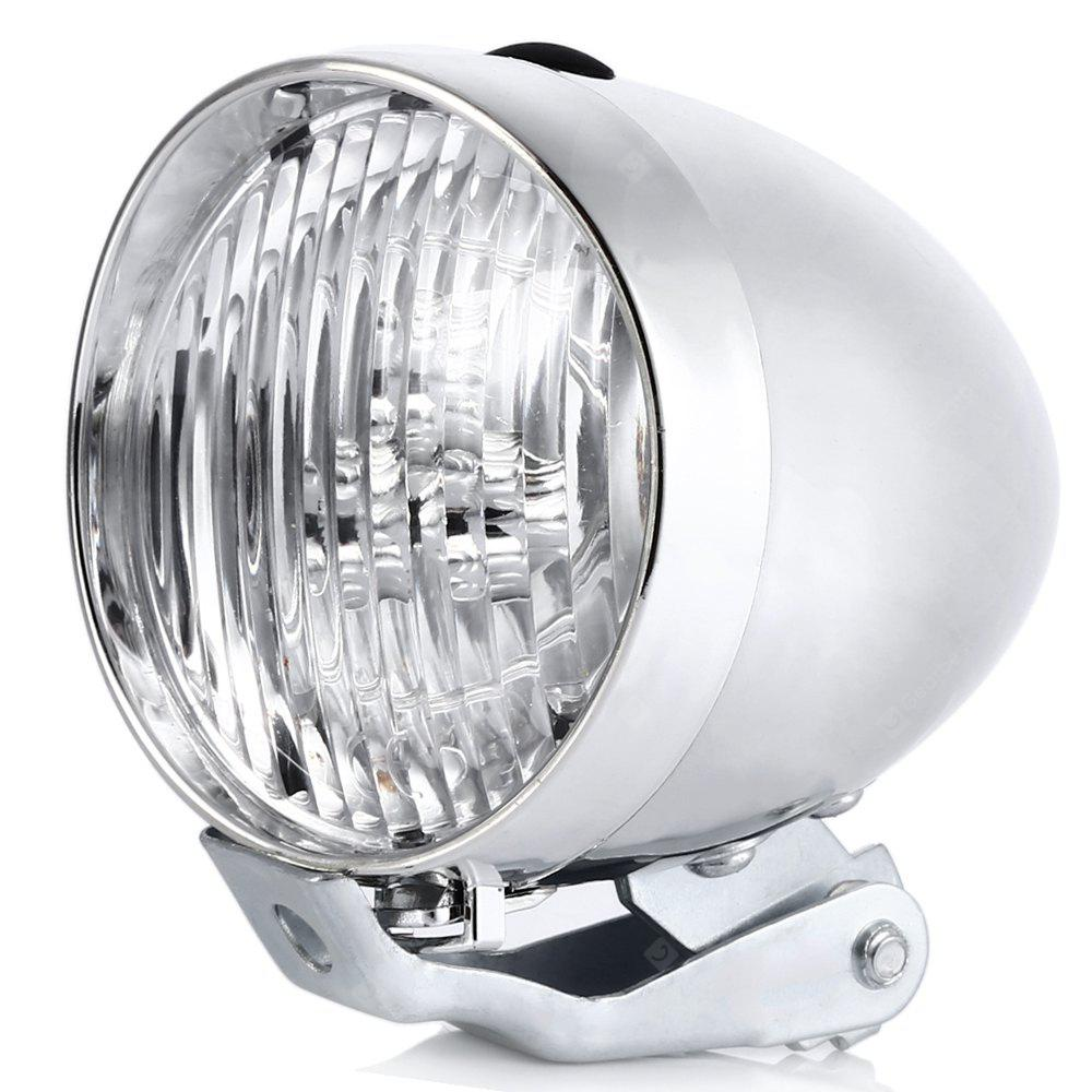 3 LED Retro Vintage Bike Headlight