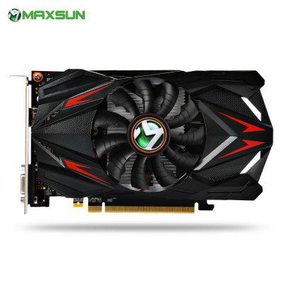 MAXSUN MS - GT1030V Graphics Card with HDMI / VGA