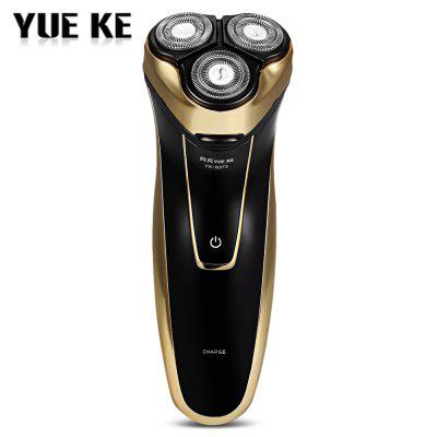 YUEKE YK - S373 Rechargeable Electric Triple Heads Shaver