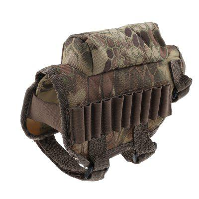 Portable Bullet Shell Pouch