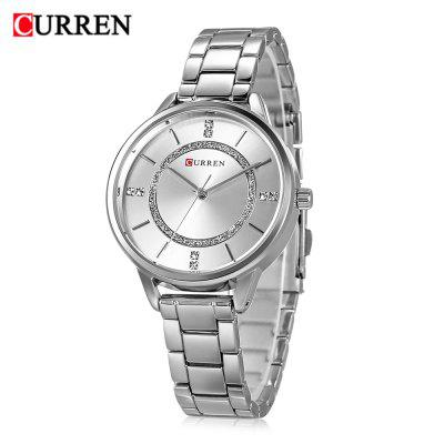 Curren 9006 Women Quartz Watch