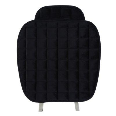 1pcs Universal Plush Car Front Seat Cover Chair Pad Cushion
