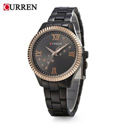 Curren 9009 Women Quartz Watch