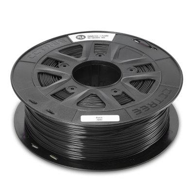 CCTREE PLA 3D Printer Filament flsun 3d printer big pulley kossel 3d printer with one roll filament sd card fast shipping