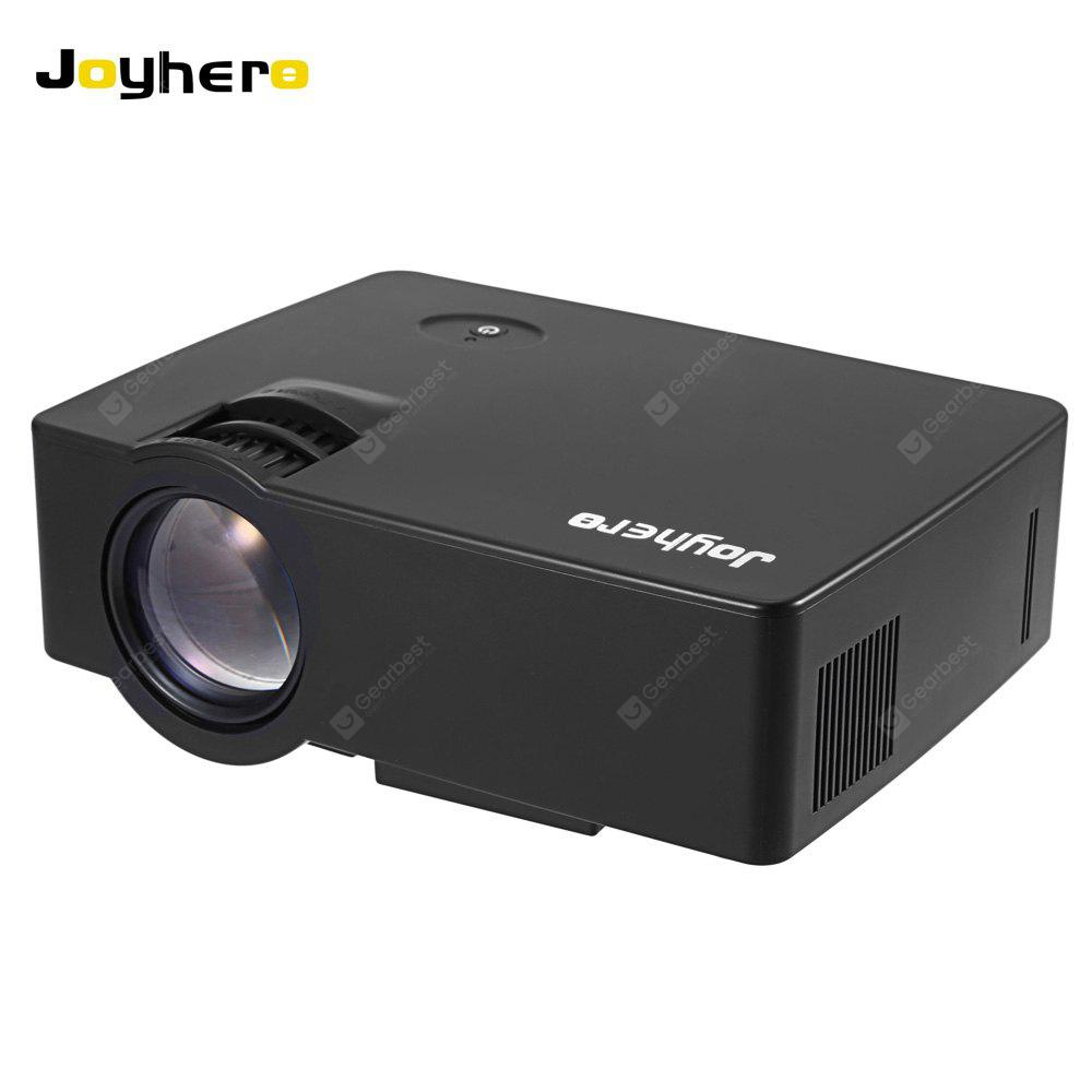Joyhero E08 LCD Projector - BLACK UK