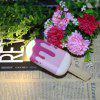 Creative Ice-lolly Shape 6000mAh Portable Power Bank - PINK