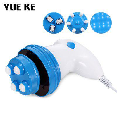 YUEKE YK - 529 4 in 1 Electric Infrared Body Slimming Massager