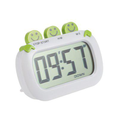 LCD Screen Kitchen Countdown Timer