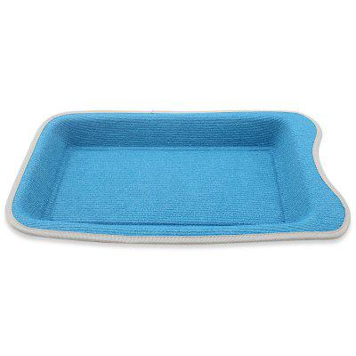 Cat Scratching Board with Catnip Pet Tray Lounge Sofa Bed