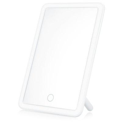 Y 6 Rechargeable LED Cosmetic Mirror Dimming Touch Screen