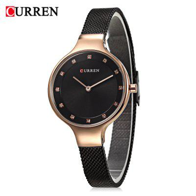 Curren 9008 Women Quartz Watch