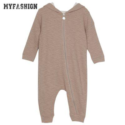 MYFASHION Baby Romper Cute Infant Jumper Outfits Clothes