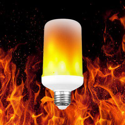 Flame009 LED E27 Flame Light Fire Atmosphere Decorative Lamp