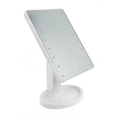 Miroir à Grand Ecran Tactile LED