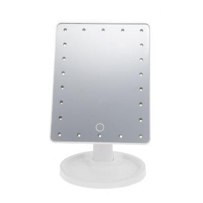 Large Touch Screen LED Mirror beautmei hollywood led touch screen
