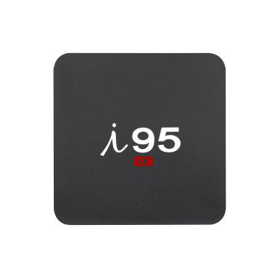 i95 Android TV Box S905X CPU