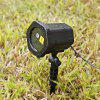 XL - J20C Waterproof Remote Control Dynamic Star Laser Light - BLACK