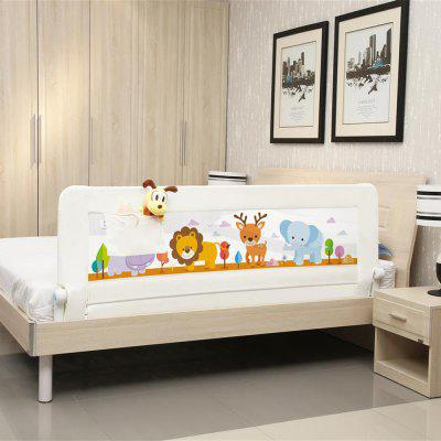 Baby Crib Fence GuardrailBaby Safety<br>Baby Crib Fence Guardrail<br><br>Package Contents: 1 x Baby Crib Fence Guardrail Set<br>Package Size ( L x W x H ): 77.00 x 7.00 x 36.00 cm / 30.31 x 2.76 x 14.17 inches<br>Package weight: 3.4380 kg<br>Safety Item: Edge / Corner Guards