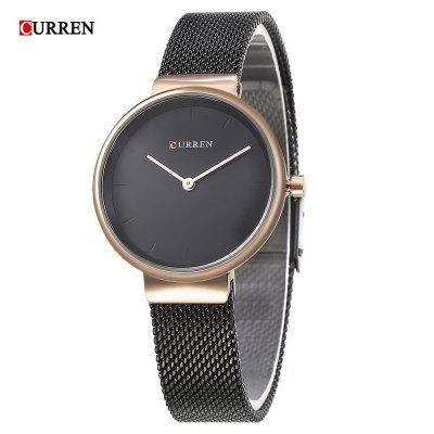 Curren 9016 Women Quartz Watch