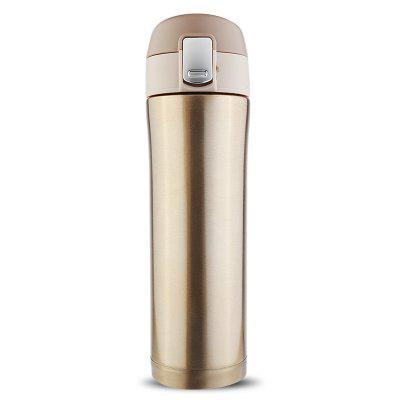 500ML Stainless Steel Vacuum Flask Coffee Cup Travel Mug