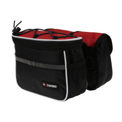 Bicycle Folding Handlebar Bag