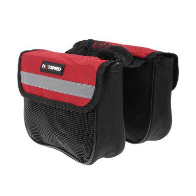 Bike Folding Bag Handbar Pouch