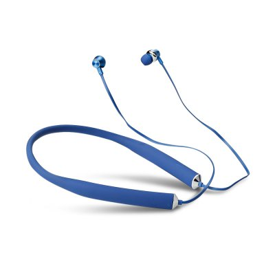 Z6 Wireless Bluetooth Neckband Earphone Full Silicone Material