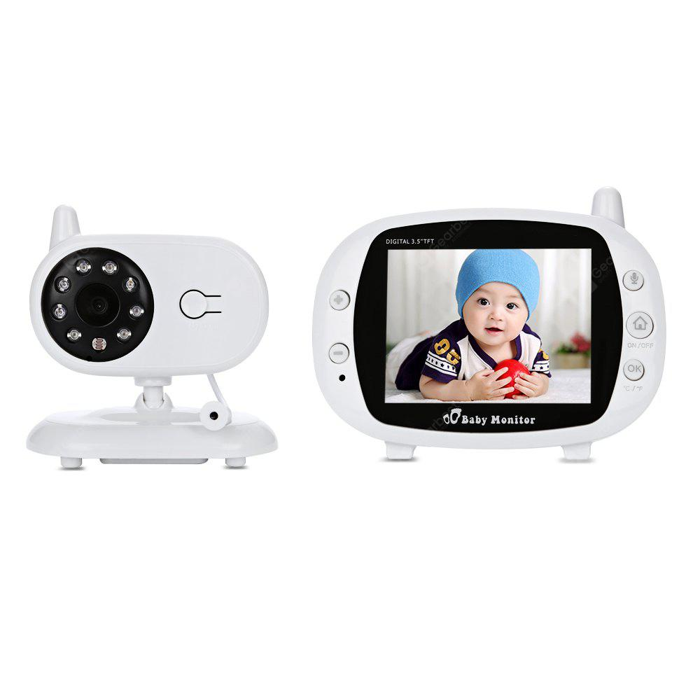 3.5 inch Video Baby Monitor