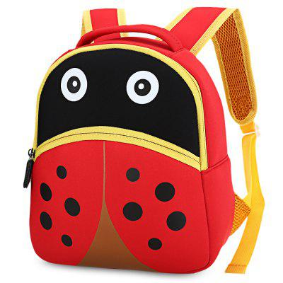 TongChang Children Animal Cartoon Waterproof School Bag new woman fashion lovely cartoon embroidery little bear the deer backpack animal pattern female bag travelling bag school bag